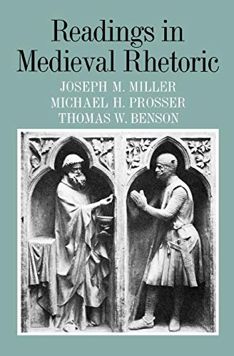 9780253348791: Readings in Medieval Rhetoric
