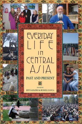 9780253348838: Everyday Life in Central Asia: Past and Present