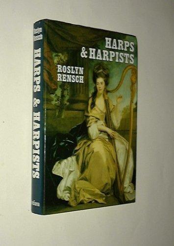 9780253349033: Harps and Harpists