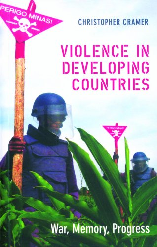 9780253349231: Violence in Developing Countries: War, Memory, Progress
