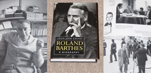 9780253349873: Roland Barthes: A Biography