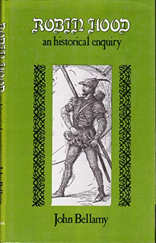 9780253350152: Robin Hood: An Historical Enquiry