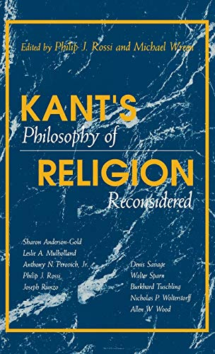 9780253350275: Kant's Philosophy of Religion Reconsidered (Indiana Series in the Philosophy of Religion)