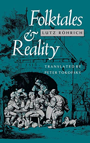 9780253350282: Folktales and Reality (Folklore Studies in Translation)