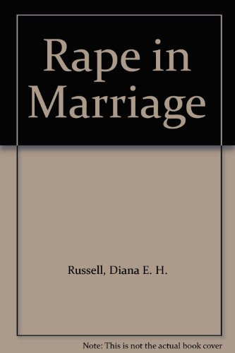 9780253350558: Rape in Marriage