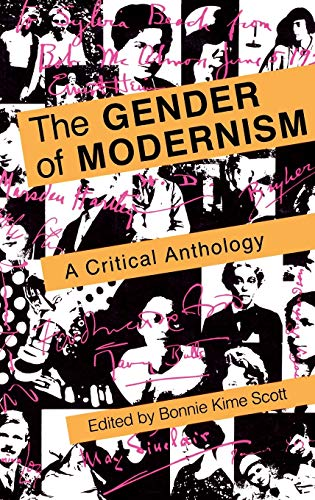 9780253351227: The Gender of Modernism: A Critical Anthology