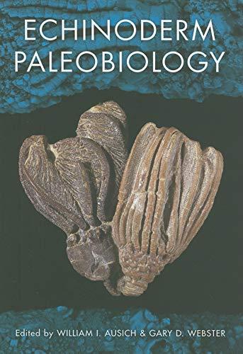 Echinoderm Paleobiology (Hardback)