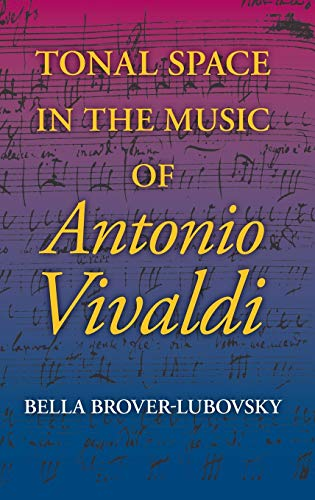 9780253351296: Tonal Space in the Music of Antonio Vivaldi (Music and the Early Modern Imagination)