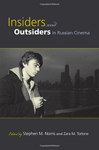 9780253351456: Insiders and Outsiders in Russian Cinema