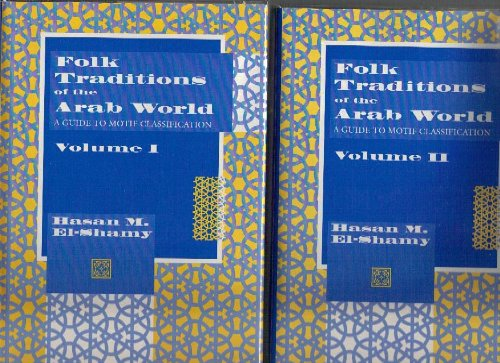 9780253352019: Folk Traditions of the Arab World: A Guide to Motif Classification 2 Volume Set (Vol. 1 and 2)