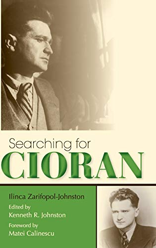 9780253352675: Searching for Cioran