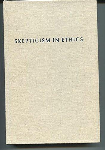 9780253353214: Skepticism in Ethics