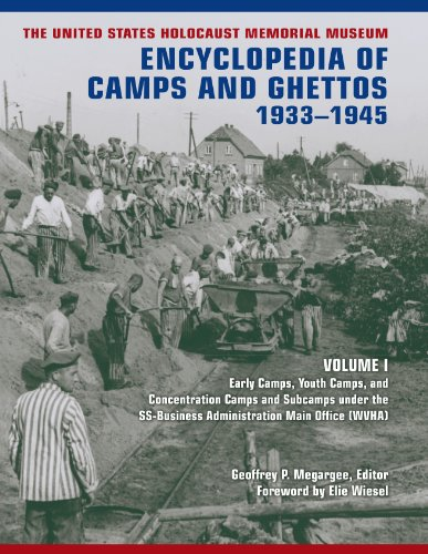 9780253353283: The United States Holocaust Memorial Museum Encyclopedia of Camps and Ghettos, 1933-1945: Ghettos in German-Occupied Eastern Europe: Volume I. Early ... SS-Business Administration Main Office (WVHA)
