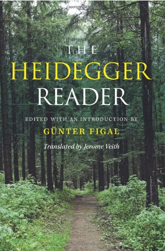 9780253353719: The Heidegger Reader (Studies in Continental Thought)