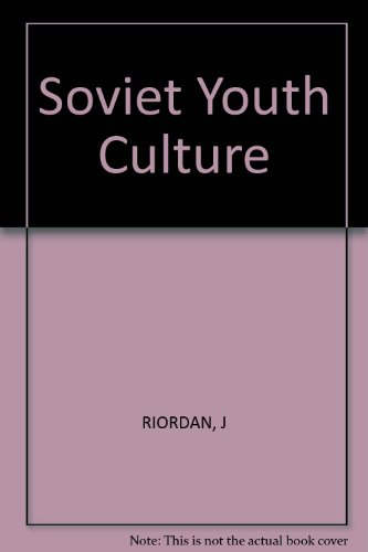 9780253354235: Soviet Youth Culture