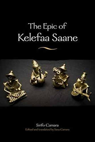 9780253354631: The Epic of Kelefaa Saane (African Epic)