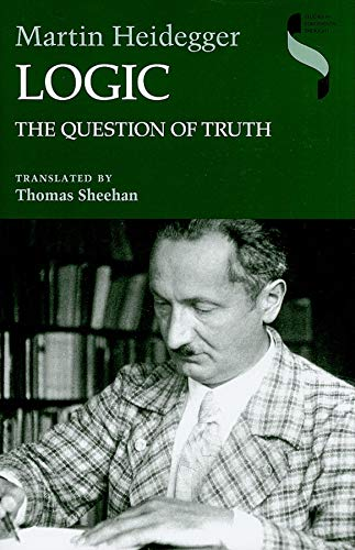 9780253354662: Logic: The Question of Truth (Studies in Continental Thought)