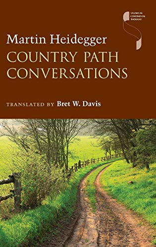 9780253354693: Country Path Conversations (Studies in Continental Thought)