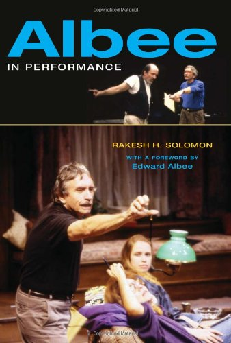 9780253354853: Albee in Performance