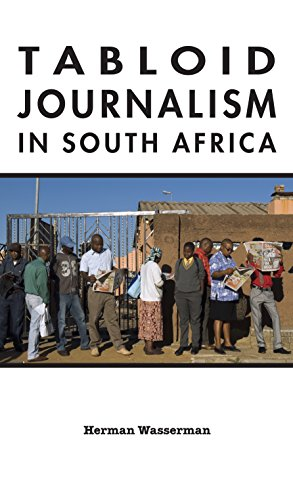 9780253354921: Tabloid Journalism in South Africa: True Story! (African Expressive Cultures)