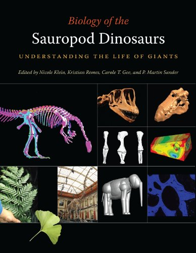 9780253355089: Biology of the Sauropod Dinosaurs: Understanding the Life of Giants (Life of the Past)