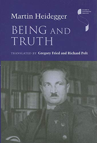 9780253355119: Being and Truth (Studies in Continental Thought)