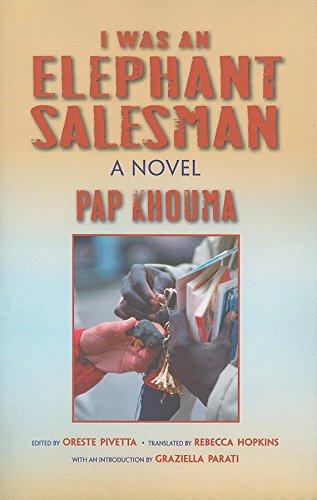 I Was an Elephant Salesman: Adventures Between Dakar, Paris, and Milan (Hardcover): Pap Khouma