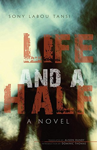 9780253355966: Life and a Half: A Novel (Global African Voices)