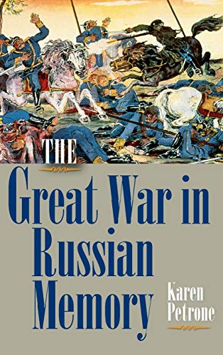 9780253356178: The Great War in Russian Memory