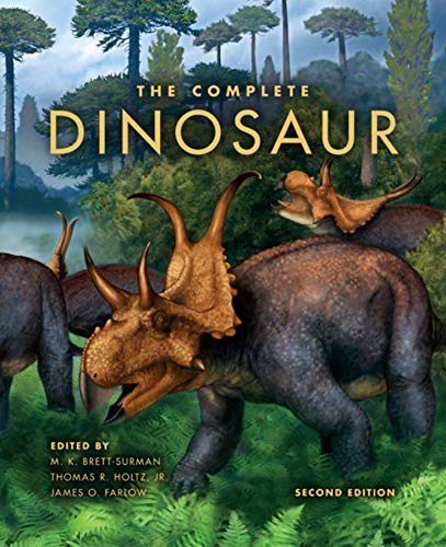 9780253357014: The Complete Dinosaur, Second Edition (Life of the Past)