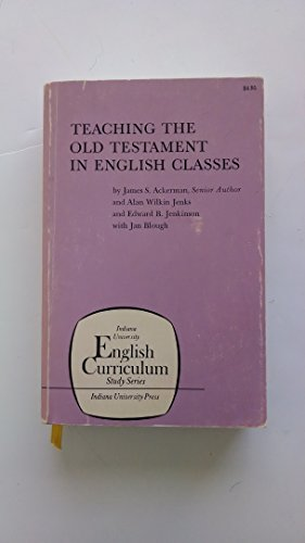 Teaching Old Testament in English Classes: Ackerman, James S.