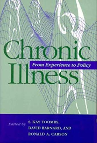 9780253360113: Chronic Illness: From Experience to Policy (Medical Ethics)