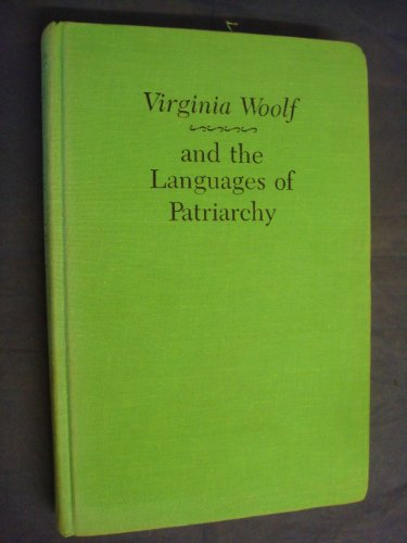 9780253362599: Virginia Woolf and the Languages of Patriarchy (A Midland Book)