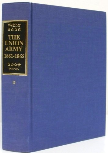 9780253364548: The Union Army, 1861--1865, Volume 2: Organization and Operations, the Western Theater