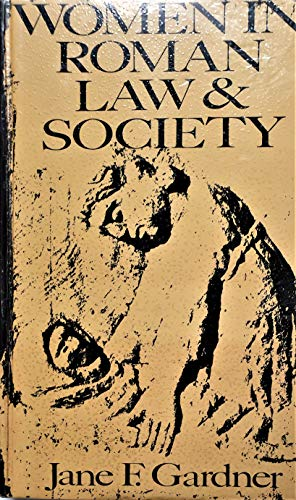 9780253366092: Women in Roman Law and Society