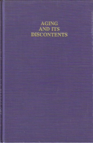 9780253366405: Aging and Its Discontents: Freud and Other Fictions (Theories of Contemporary Culture)