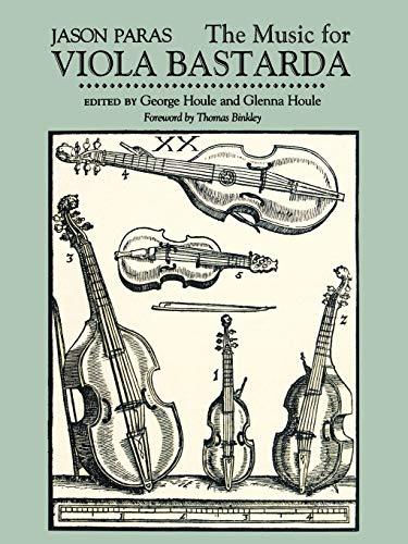 9780253388247: The Music for Viola Bastarda