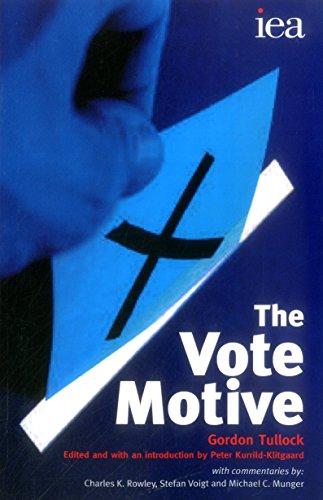 9780255365772: The Vote Motive (Iea Hobart Paperback)