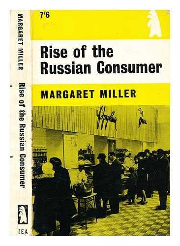 Rise of the Russian Consumer (0255695640) by Miller, Margaret