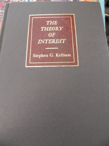 9780256002836: Theory of Interest