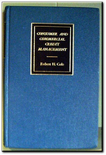 9780256017656: Consumer and commercial credit management