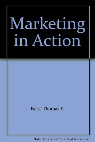 9780256019247: Marketing in Action