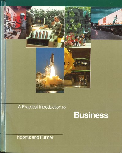 9780256020120: Practical Introduction to Business