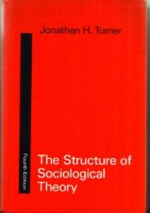 9780256020618: Structure of Sociological Theory (The Dorsey series in sociology)