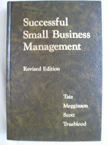 Successful small business management