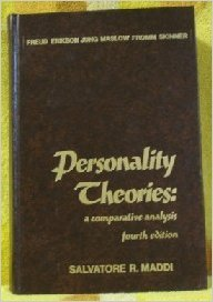 9780256022995: Personality theories: A comparative analysis (The Dorsey series in psychology)