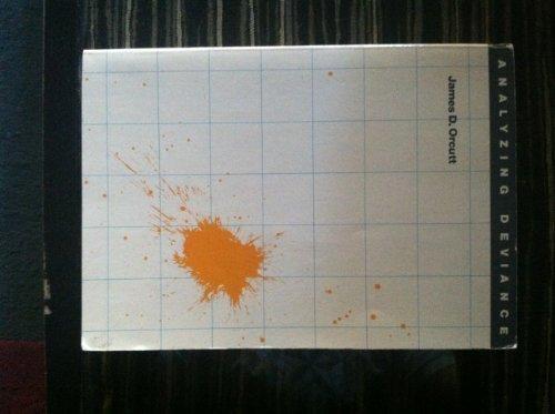 Analyzing Deviance: Orcutt, James D.