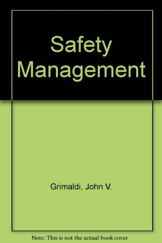 Safety Management: Rollin H. Simonds