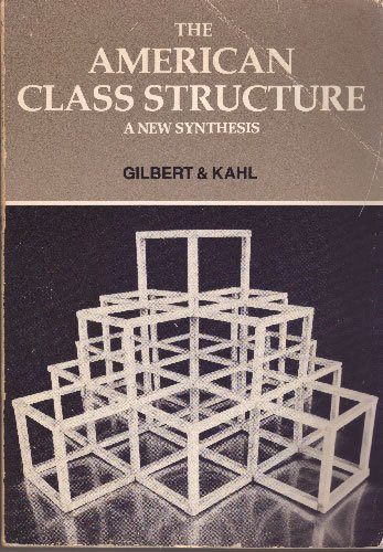 9780256026788: The American class structure: A new synthesis (The Dorsey series in sociology)