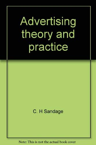 an analysis of the topic of game theory as an advertising 46- game theory often defined as the study of mathematical models of conflict and cooperation between intelligent rational decision-makers, game theory can provide a path of analysis to anticipate a competitor's future moves.